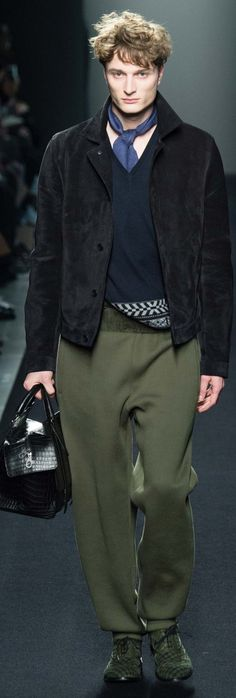 Bottega Veneta Fall 2015 Menswear