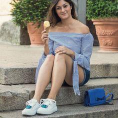La mia divisa del weekend! #summer #outfit #fashionblogger