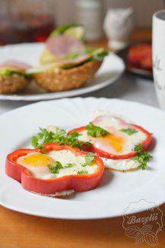 Caprese Salad, Eggs, Breakfast, Food, Morning Coffee, Essen, Egg, Meals, Yemek