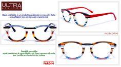 #fardin #emporioocchialifardin #ultralimited #eyewear #colors #fashion #occhiali #occhialidavista #ottica