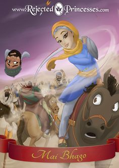 Mai Bhago: the Sikh warrior saint | 12 Female Characters Too Awesome Or Awful For Disney Movies