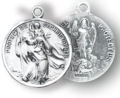 st_christopher_st_raphael_medal