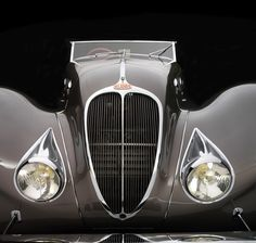 1937 Delahaye 135 MS Roadster by Figoni and Falaschi