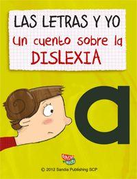 """iPads y Autismo: """"Las letras y yo"""", un cuento sobre la Dislexia"""