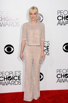 Best Dressed People's Choice Awards: Anna Faris