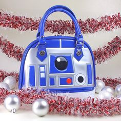 Loungefly x Star Wars R2-D2 dome handbag
