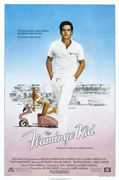 The Flamingo Kid Poster 1984