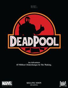 Newerest Deadpool Poster - Imgur