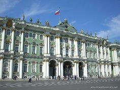 The Hermitage. San Pietroburgo