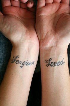 Forgiven  loved
