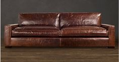 """Retails for up to $6710     This LAL is from JCPenney        Signature Leather 108"""" Sofa   Retails for $4995"""