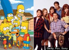 Fox 25th Anniversary: J.J. Abrams, Howard Gordon And More On 'The Simpsons,' 'The X Files,' 'Married ... With Children' And Other Shows.
