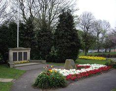 Billingham War Memorial. Please Note: That is War Memorial not Wor Memorial. We are not Geordies