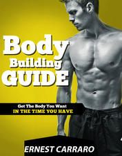 Learn the Right Way to Get the Best Bodybuilding Results!  You willl learn:   Body Building Exercise Tips Benefits of stretching The Importance of Working Your Core Muscles - obliques, abdominals, lower back, and the glutes areas Preventing Muscle Cramps Competitive Bodybuilding The Down Side of Supplements  Read on and get the definitive Body Building Guide: Get The Body You Want in the Time You Have!