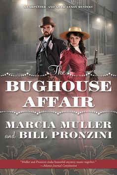 The Bughouse Affair by Marcia Muller & Bill Pronzini