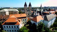 Veszprém,egy drón szemszögéből Drone Quadcopter, Beautiful Places, Mansions, House Styles, Home Decor, Decoration Home, Manor Houses, Room Decor, Villas