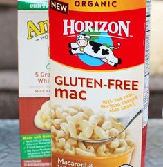 Thinking dehydrated foods? What dehydrated food comes to mind that is really good? Horizon's Macaroni and Cheese! Gluten Free of course! http://www.applecrumbles.com/2015/04/12/horizon-brand-gluten-free-macaroni-cheese/