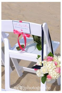 in loving memory chair sign. a great way to honor a loved one who is no longer here.