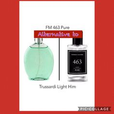 #fragrance #mensfragrance Fm Cosmetics, Uk Online, Body Care, Perfume Bottles, Heaven, Fragrance, Pure Products, World, Sky