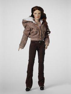 Twilight's Bella Swan doll, by Tonner