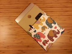 Macbook Air 13 Inch Case with Pocket, Handmade