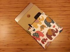 Macbook Air 13 Inch Case with Pocket, Handmade