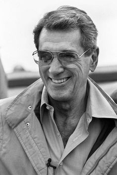 Rock Hudson Before His Death | Actor Rock Hudson is pictured in Sept. 7, 1984 during the 10th ...