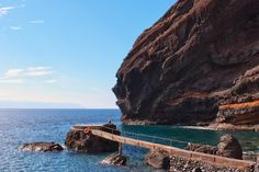 Tenerife - Playa de Masca