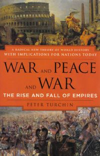 Discover mathematical patterns of history in the rise and fall of empires!
