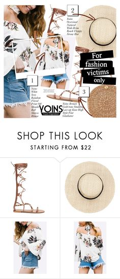 """""""No 497:Fashion Victims (YOINS) 9"""" by lovepastel ❤ liked on Polyvore featuring Aranáz, yoins, yoinscollection and loveyoins"""