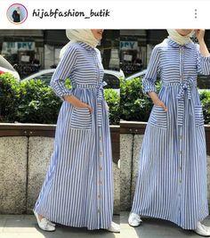 27 Ideas for dress hijab casual fashion Hijab Casual, Hijab Outfit, Hijab Style Dress, Hijab Chic, Maxi Outfits, Summer Outfits, Modern Hijab Fashion, Abaya Fashion, Fashion Dresses