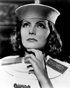 "Greta Garbo in ""The Painted Veil,"" 1934/MGM."