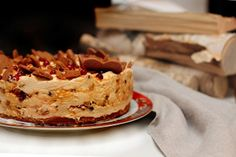 Unelmaa leipomassa: Pipari-kinuskijuustokakku