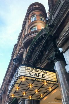 Theater in Soho, London