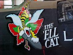 "Avro Lancaster ""The 'ell Cat"""