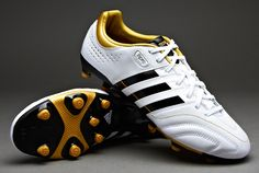Adidas F50 Adizero Messi (Synthetic) TRX FG Soccer Cleats (GoldGreen)