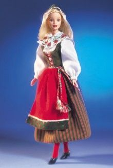 German Barbie Doll...so many of these I adore...