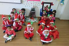 There's nothing more bright & magic than Santa Claus. His red suit, that full white beard, and that big belly that shakes when he laughs. Our kindergarteners are making crafts and having an educational Santa Claus activities. It's time to make some holly jolly fun! #international #school #Cairo #Egypt #NewCairo #Heliopolis #British #American #school www.imssg.net