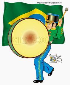 ALUNO DE BANDA ESCOLAR 01 Desenho - Ilustração - Illustration - Drawing jearterocha@gmail.com