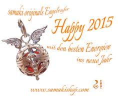 die besten Wünsche und weiterhin viel Freude mit den samaki originals Engelrufern www.samakishop.com #engelrufer #engelsrufer #samaki