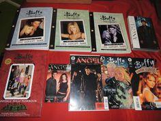 Huge lot of Buffy the Vampire Slayer