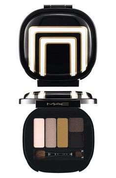 M·A·C 'Stroke of Midnight - Smokey' Eyeshadow Palette (Limited Edition) available at #Nordstrom