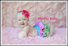 Sassy Pants Ruffle Diaper Cover Panty Sherbet Baby  by SherbetBaby, $30.00 // these are SO cute and great quality. photograph great too (=