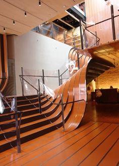 Slide or Stairs?