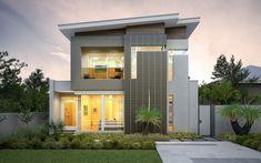 Proiecte de case pe teren cu deschidere mica