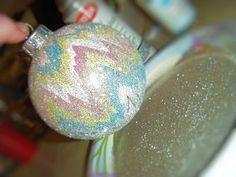 DIY Anthropologie Inspired Ornament!