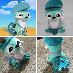 Budsies turns any drawing or photo into a real custom stuffed animal Sock Animals, Animals And Pets, Cute Animals, Guinea Pig Toys, Guinea Pigs, Animal Jam Memes, Homemade Stuffed Animals, Animal Jam Play Wild, Coyote Drawing