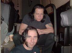 Glenn Danzig & Alex Story (Cancerslug/Doyle)
