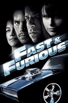 Fast  Furious Poster Artwork - Vin Diesel, Paul Walker, Michelle Rodriguez - http://www.movie-poster-artwork-finder.com/fast-furious-poster-artwork-vin-diesel-paul-walker-michelle-rodriguez/