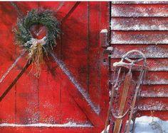 Casual Loves Elegance : vintage sleds & sleighs